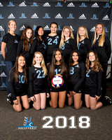 2018_0212 Club H Team Photos